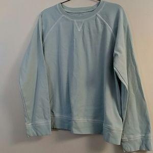 Eddie Bauer Women's Comfy Sweatshirt Size XL